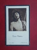Theofiel Butstraen - Monein Geboren Te  Leysele  1853 En Overleden Te  Leysele  1934  (2scans) - Religion & Esotérisme
