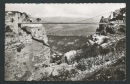 Constantine - Pont Sidi M'Cid - Vue Sur La Vallée Du Rhumel   Mbf 105 - Constantine