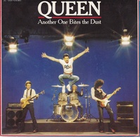 QUEEN - 45T – Another One Bites The Dust - Rock