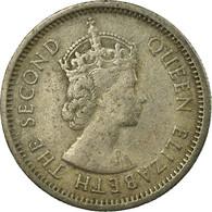 Monnaie, Etats Des Caraibes Orientales, Elizabeth II, 10 Cents, 1965, TB+ - East Caribbean States