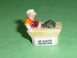 Fèves / Autres / Divers / Alimentation : Se Sortir Du Pétrin , Pain  T109 - Fèves