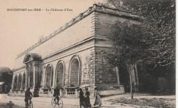 *** 17  ***  ROCHEFORT SUR MER  Le Château D'eau - écrite TTB - Rochefort
