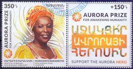 Used Armenia 2017, Aurora Humanitarian Initiative : Marguerite Barankitse 2V [:] - Armenië