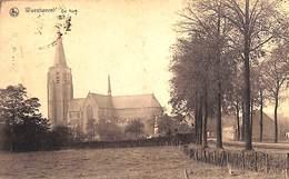 Wuestwezel Wuustwezel - De Kerk (zeldzaam 1925 Photo René Peeters) - Wuustwezel
