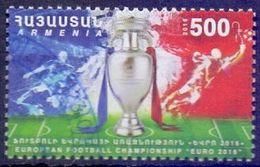 Used Armenia 2016, Euro 2016 Football 1V. - Armenië