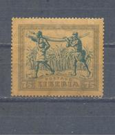 Liberia 1923 MLH - Liberia