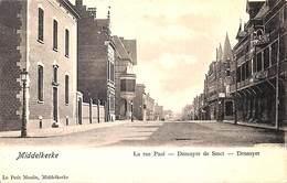 Middelkerke - La Rue Paul - Deneayer De Smet - Deneayer (Le Petit Moulin) - Middelkerke