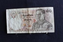 48 / Thaïlande - Bangkok,  10 Baht  /  N° E 0973397 - Indonésie