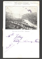 Monthermé-Laval-Dieu - Ardennes - Cartes Postales Artistiques Darey-Boudréaux - 1903 - Montherme