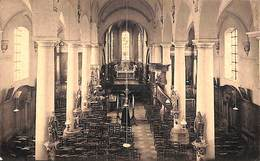 St Lievens-Hauthem - Binnenzicht Der Kerk (zeldzaam) - Sint-Lievens-Houtem