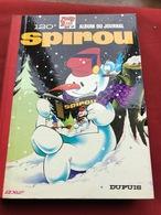 Album Spirou 120 Tres Bon état Frais Expédition Mondial Relay Intéressant Achat Groupe - Spirou Magazine