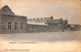 Les Casernes D'Etterbeek (Héliotypie De Graeve) - Etterbeek
