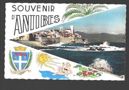Antibes - Souvenir D'Antibes - Non Classés