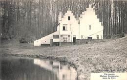 Tervueren - Maison Espagnole Dans Le Parc - Tervuren