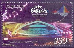 Used Armenia 2011, Junior Eurovision 1V. - Armenia