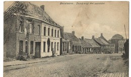 Becelaere Feldpost Kaart 21/3/1917 - Zonnebeke
