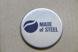 Jeton De Caddies MADE OF STEEL .COM Acier Stahl Acero Staal - Jetons De Caddies