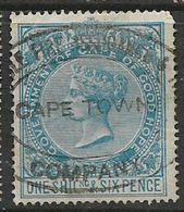 South Africa, CoGH, Revenue, VR, 1878, 1'6 Crown CC Wmk Perf 14, Used - South Africa (...-1961)