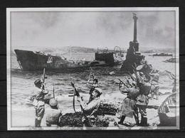Russia 2019 WW-2 Post Card Crimean Offensive 1944 ,Liberation Of Sevastopol,# 099/4,VF MNH** - WW2