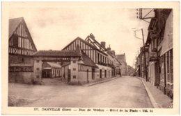 27 DAMVILLE - Rue De Verdun - Hotel De La Poste - Frankrijk