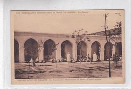FEZ. LES FRANCISCAINES MISSIONNAIRES A L'HOSPITAL INDIGENE. MISSIONNAIRES DE MARIE. CPA CIRCA 1920s - BLEUP - Fez (Fès)