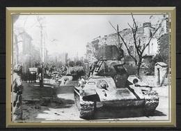 Russia 2019 WW-2 Post Card Crimean Offensive 1944 ,Liberation Of Sevastopol,# 100/4,VF MNH** - War 1939-45