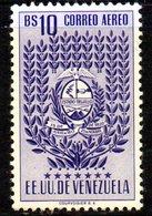 CI1296 - VENEZUELA 1952, Posta Aerea Yvert  N. 435  *** MNH. TRUJILLO - Venezuela