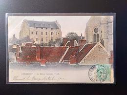 CPA.(60) CLERMONT.  La Maison Centrale.    (G.139) - Clermont