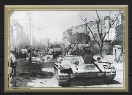 Russia 2019 WW-2 Post Card Crimean Offensive 1944 ,Liberation Of Sevastopol,# 100/4,VF MNH** - WW2