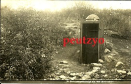 88 Vosges Cpa  - Hartmannswillerkopf - Observatoire Allemand 1914 1918  14/1 - Guerre 1914-18