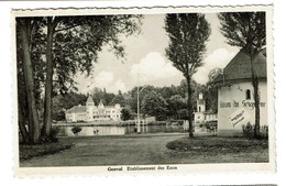 Genval - Etablissement Des Eaux - Circulée - 2 Scans - Rixensart