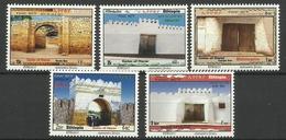 ETHIOPIA  2017  GATES OF HARAR SET  MNH - Ethiopie
