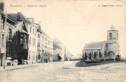 Place De L'Eglise -  Lagaert - Wenduine - Wenduine