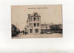 Coutainville..L'Hôtel Beau-Rivage..Voir Scan - France