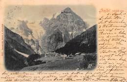 TRAFOI ITALY~1900 POSTMARK~WURTHLE & SOHN PHOTO POSTCARD 40802 - Bolzano (Bozen)