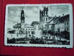 CARTOLINA HL NAMESTIE BANSKE BYSTRICA - Slovacchia
