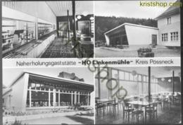 HO-Linkenmühle - Kr. Pössneck [2A-4.173 - Poessneck