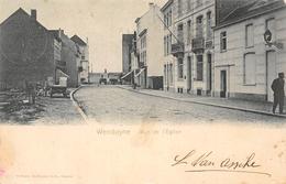 Rue De L'Eglise 3777 Wilhelm Hopmann  -  Wenduine - Wenduine
