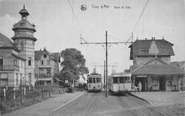 Gare Du Coq  Tram - NELS - Le Coq Sur Mer - De Haan - De Haan