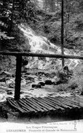 Passerelle Et Cascade De Retournement - Gerardmer