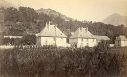 La Fonderie D'Allemont Oisans Isère.    A. Michaud Photographe à Bourg D'Oisans (Isère) - Alte (vor 1900)