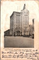 New York City Postal Telegraph And Home Life Building 1906 - New York City