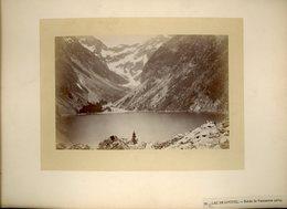 Lac De Lovitel - Brèche De Valsenestre - Alte (vor 1900)