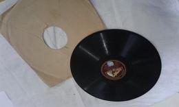 Disque Pour Gramophone  De 78 Tes LA VOIX DE SON MAÎTRE - 78 Rpm - Schellackplatten