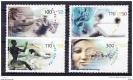 Duitsland 2000 Nr 1926/29 **, Zeer Mooi Lot Krt 3716 - Timbres