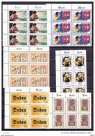Duitsland 1980 Varia **, Zeer Mooi Lot 3738 - Collections (sans Albums)