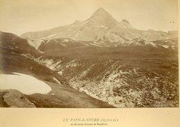 Le Pain De Sucre (3202 Mètres) En Queyras, Sommet De Frontière - Alte (vor 1900)