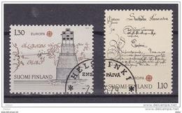 Finland 1979 Nr 806/808 G, Mooi Lot Krt 3717 - Oblitérés