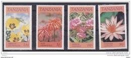Tanzania Nr 281/284 **, Zeer Mooi Lot Krt 3721 - Collections (sans Albums)