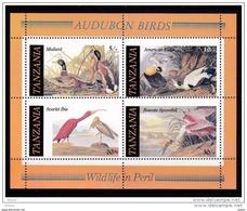 Tanzania Blok Nr 45 **, Zeer Mooi Lot Krt 3723 - Collections (sans Albums)